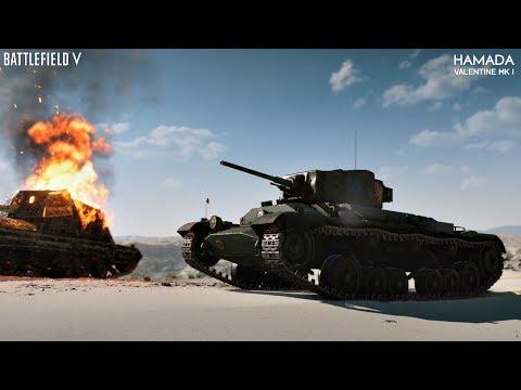 Battlefield V Martes Mañana Parche Hoy Spitfire Y Tanques