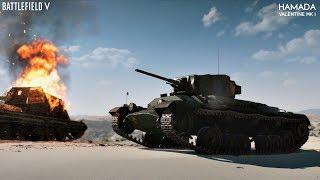 Battlefield V Martes Mañana Parche en Todas las plataformas
