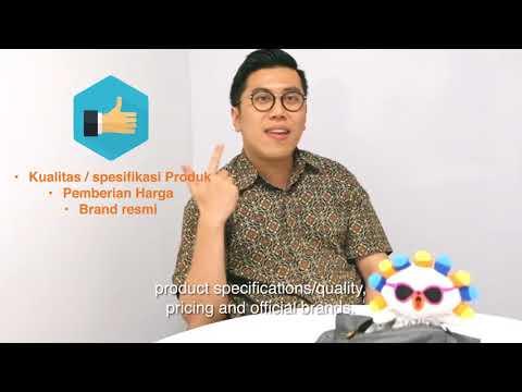 Kick Off Session Bersama Kategori Manager Lazada Indonesia - Mobile & Tablets