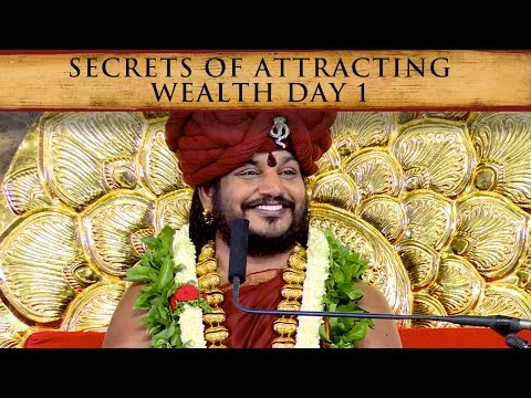 Secrets of Attracting Wealth Workshop (Day 1)