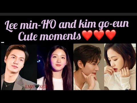 Lee Min-Ho and Kim Go-Eun Cute Moments || My Love||