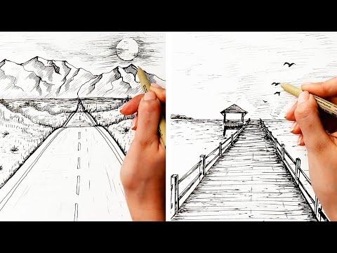 ไอเดียและเคล็ดลับการวาดภาพสวยๆ 30 อย่าง