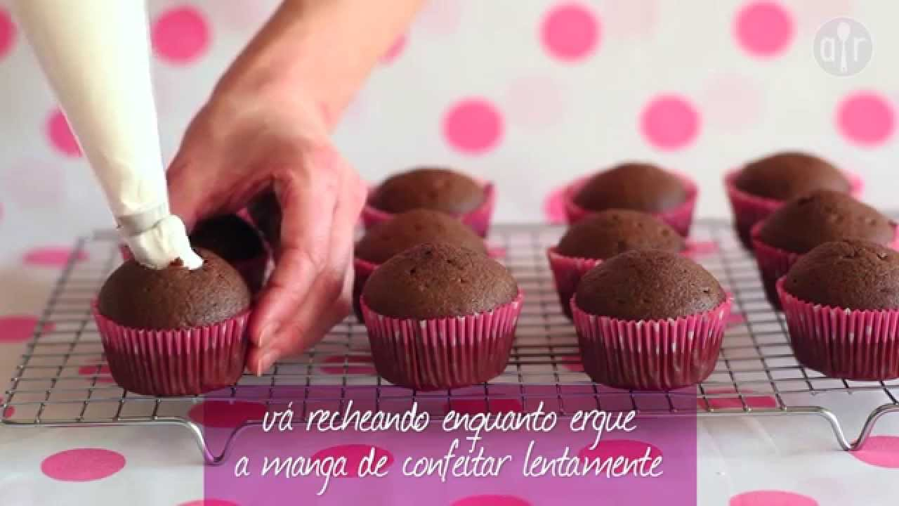 How To Make A Chocolate Cup Cake