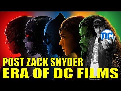 Post Zack Snyder ERA OF DC FILMS - Geoff Johns Interview?