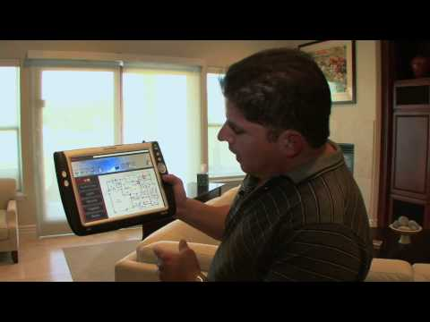 Repeat lcars touchscreen home control like star trek by