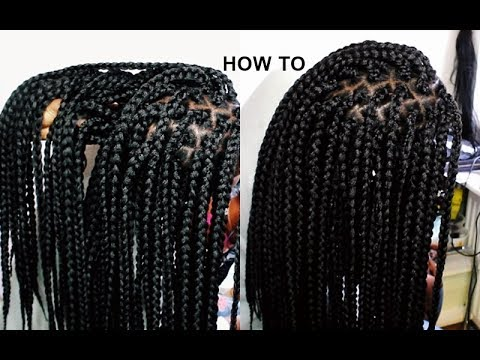 NO CORNROWS CROCHET BRAIDS ONLY 1 HOUR