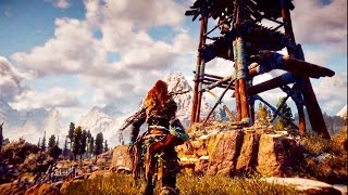 Horizon Zero Dawn All Gameplay So Far!