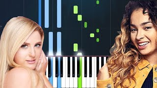 Sigala, Ella Eyre, Meghan Trainor - Just Got Paid ft. French Montana Piano Tutorial Video