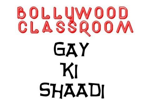 Bollywood Classroom Gay Ki Shaadi  Episode 6