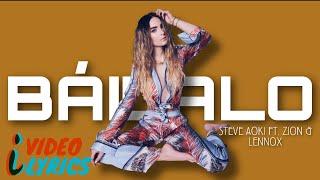 Belinda - Báilalo ft. Steve Aoki, Zion & Lennox (Letra)