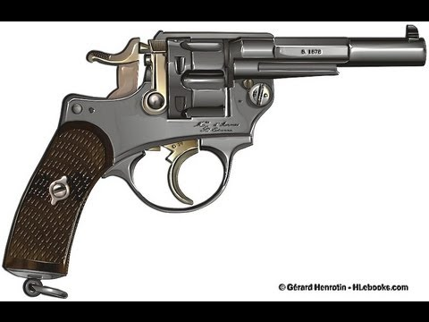 Knowledge of the French service revolver model 1873-74 - HLebooks.com