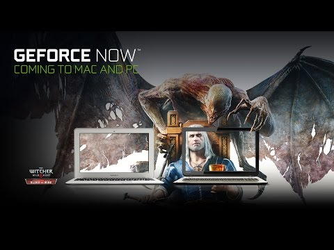 GeForce is PC Gaming - Introducing GeForce NOW for Mac and PC