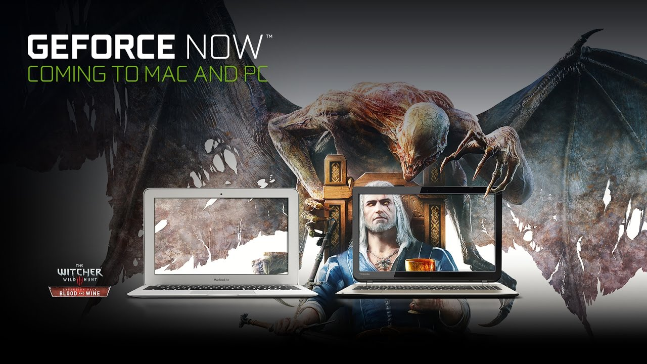 Geforce Is Pc Gaming Introducing Geforce Now For Mac And Pc Youtube