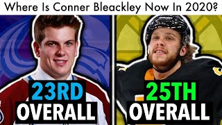 He Was BETTER Than David Pastrnak! Where Is Conner Bleackley Now?