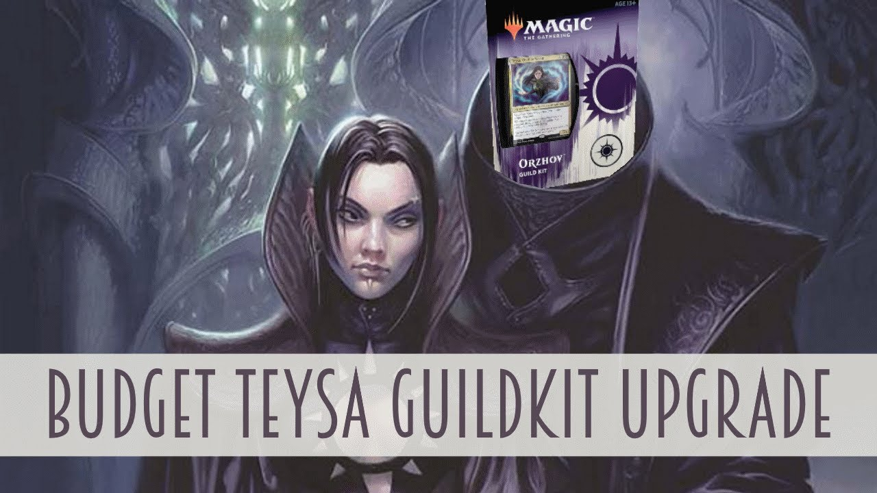 From Orzhov Guild Kit To Teysa Orzhov Scion Edh Budget Tech The Trinisphere Mtg Youtube We have collected the top teysa, orzhov scion commander decks from the latest tournaments. from orzhov guild kit to teysa orzhov scion edh budget tech the trinisphere mtg