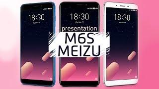 Презентация MEIZU M6S I MEIZU LIVE IВремя перемен