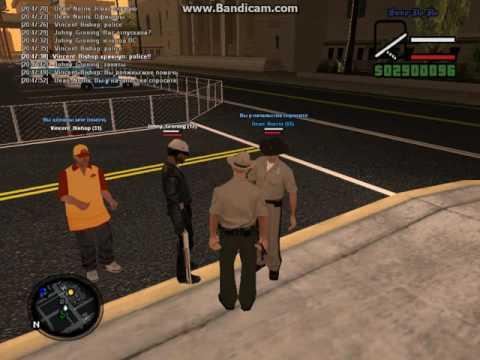 Dean Norris SFPD XIII