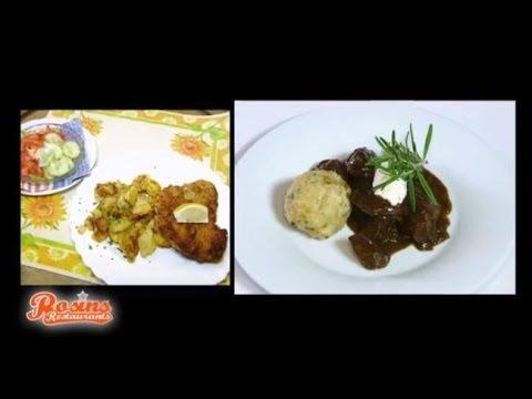 Rosins Restaurants Das Finale Testessen Im Landgasthof Zur U