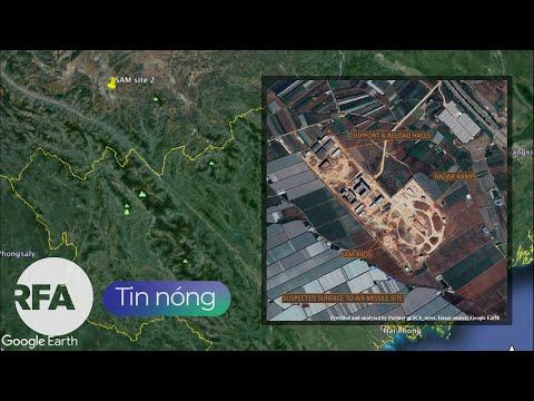 Trung Quốc xây dựng căn cứ tên lửa thứ hai gần biên giới với Việt Nam