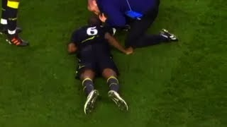 Fabrice Muamba Collapses at White Hart Lane thumbnail
