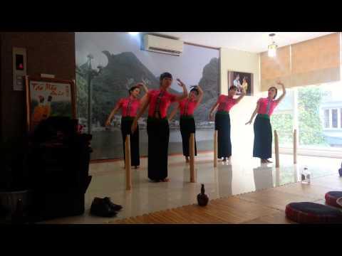 Múa Thái Tắm - Nhóm Học viên Vũ đoàn Hà Nội - Liên hệ: 0916038855