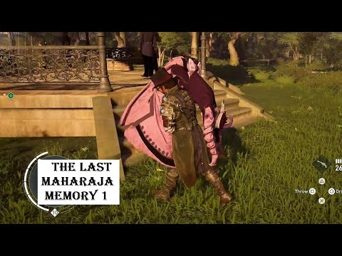 A Good Shot Duleep Singh Memory 1 AC Syndicate The Last Maharaja missions Pack
