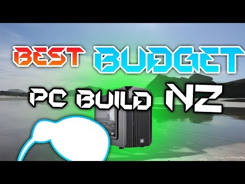 BEST BUDGET CHRISTMAS GAMING PC 2017 IN NEW ZEALAND