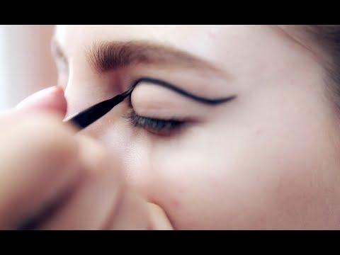 Вечерний макияж со стрелками: экстравагантный образ для летней вечеринки