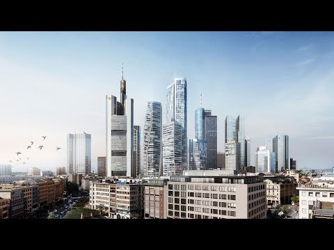 Future Germany 2030 - Leading Europe with Projects and Skyscraper Proposals