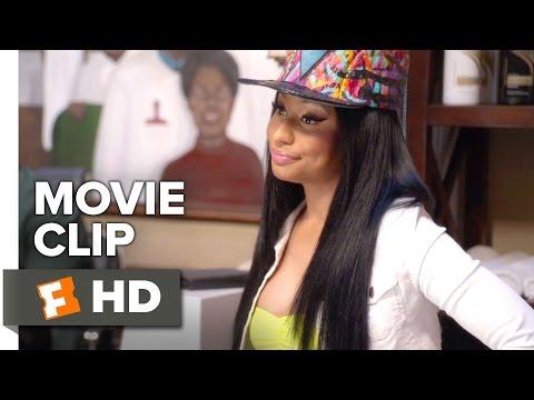 Barbershop: The Next Cut Movie CLIP - Cease Fire (2016) - Ice Cube, Regina Hall Comedy HD