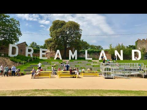 Dreamland Margate Vlog 27th May 2018