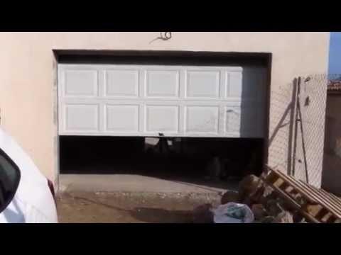 Porte sectionnelle wayne dalton motoris e pos e par apg acc s portes de garage youtube - Porte de garage sectionnelle wayne dalton prix ...