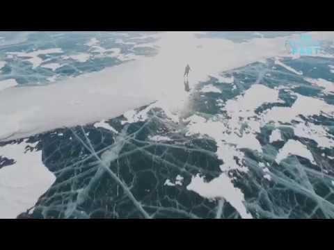 Unterwegs auf dem Baikalsee – diese Rentnerin zeigt wie es geht