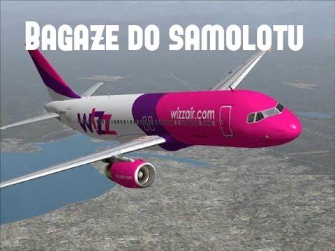 Bagaż Podręczny Co Można Spakować Lot Z Wizzair Youtube