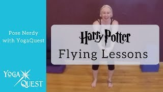 Back to Hogwarts: Flying Lessons