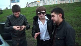 Радик Юльякшин.MTS (съемки клипа)