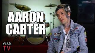 Aaron Carter on Selling 60M Albums, Nick Joining Backstreet Boys, Getting Abused by Sister (Part 1)