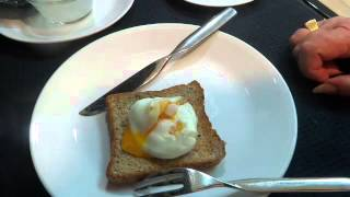 Today's Words... Amazingly Easy Poached Eggs!