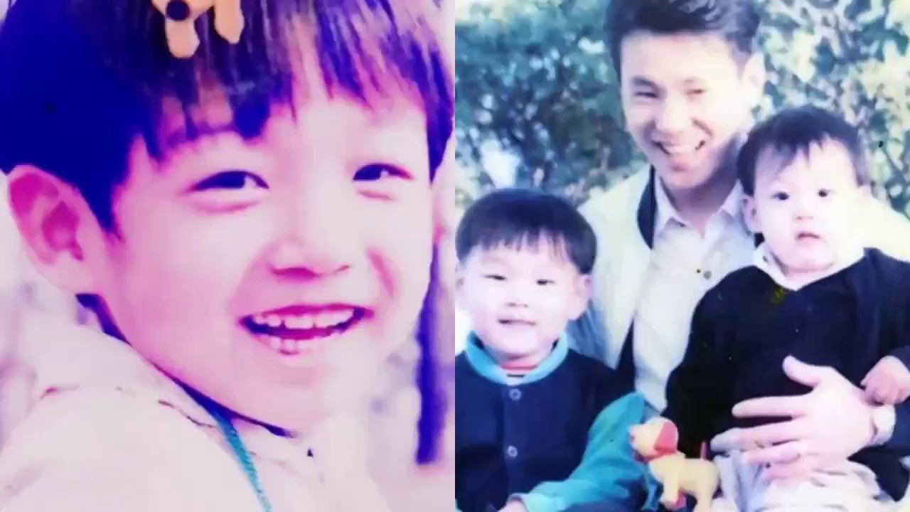 BTS Jungkook\u0027s Brother Posted Jungkook Childhood Photos on His Instagram