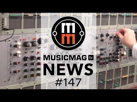 MusicMagTV News #147: Behringer ARP 2500, Presonus Studio One 5, плагин от Штирлица и др.