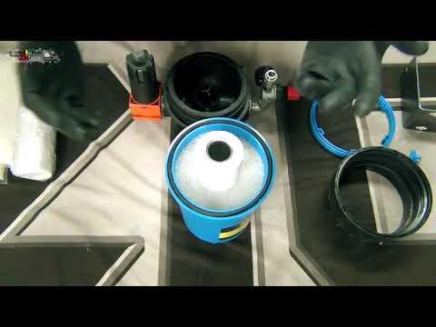 Осушитель сжатого воздуха силикагель своими руками