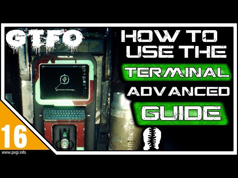 𝐆𝐓𝐅𝐎 How To Use The Terminal Efficiently + Commands List (Guide) V0.1