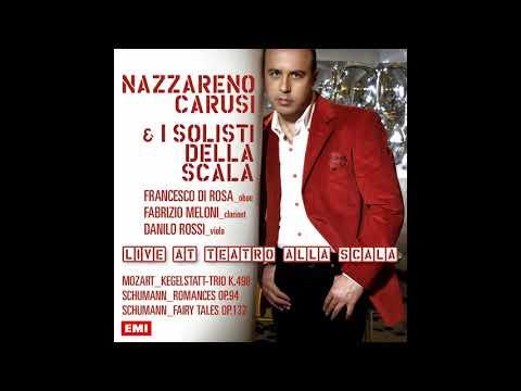 Schumann, Romanze - Francesco Di Rosa, Nazzareno Carusi - Live alla Scala (EMI)