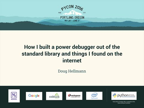 How I built a power debugger out of the standard library and things I found on the internet