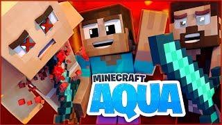 KRIEG in der ERSTEN Folge?! - Minecraft Aqua #01 mit ALLEN