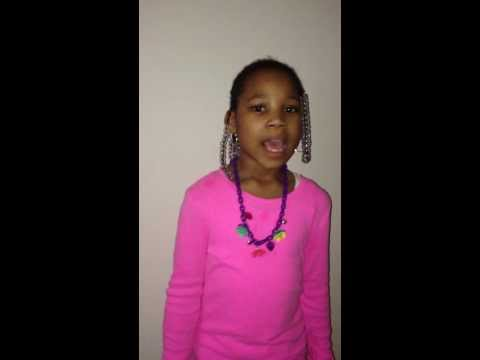 8 year old sings Youve Changed  Keyshia Cole