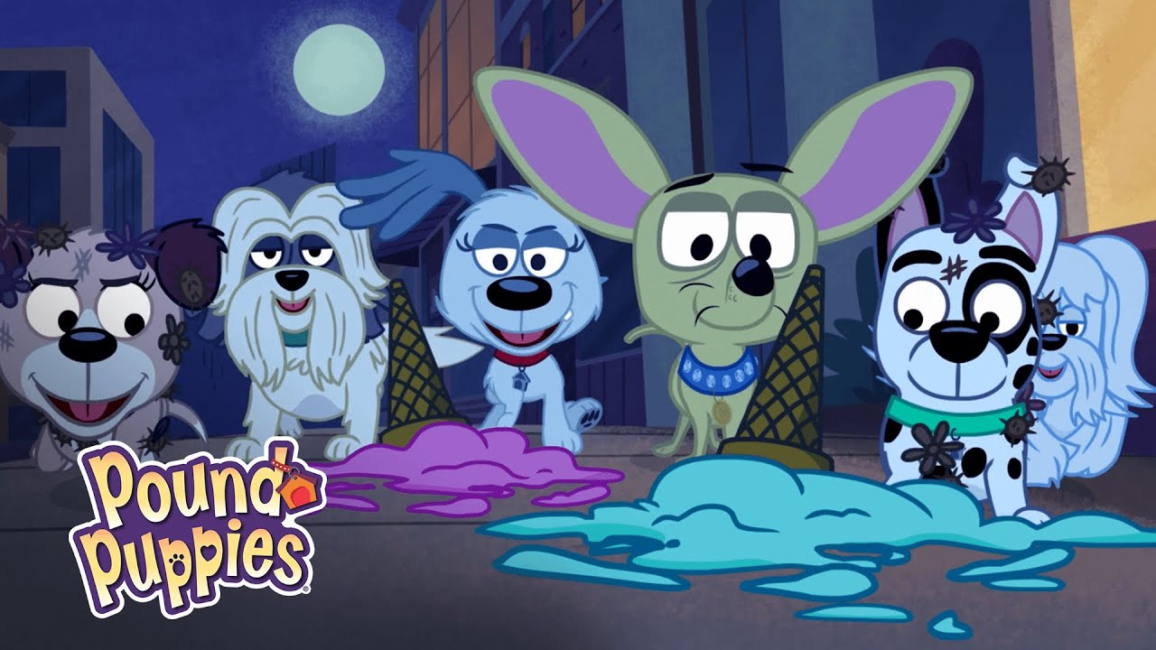 Pound Puppies Let s Ruff Up