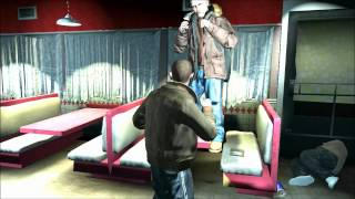 GTA - 4  Приколы - Драки и побоии.mp4
