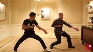 Iko Uwais And Gareth Evans Teach 'The Raid 2' Fight Choreography