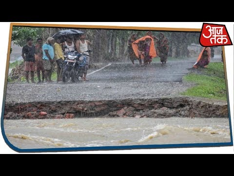 Floods Creates Havoc In Parts Of Bihar As Many Districts Of The State Submerge Under Water